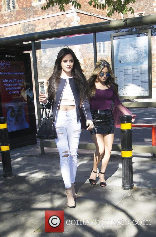 Camila Cambello and Fifth Harmony 2