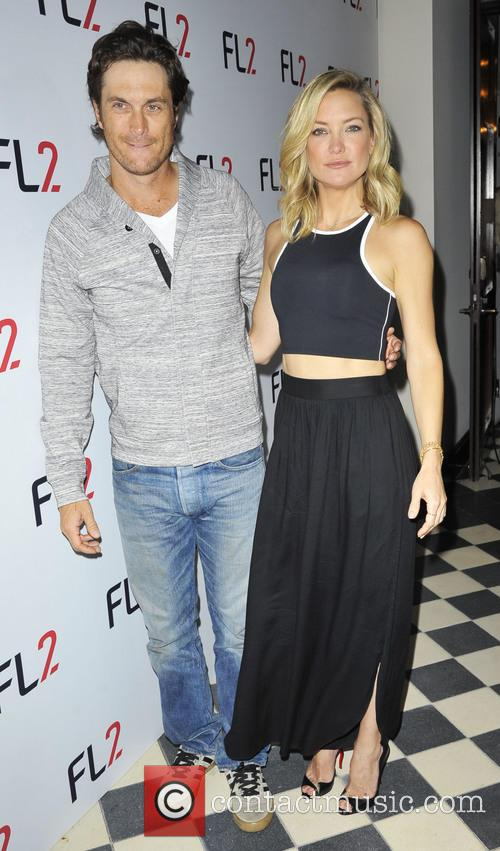 Oliver Hudson and Kate Hudson 2