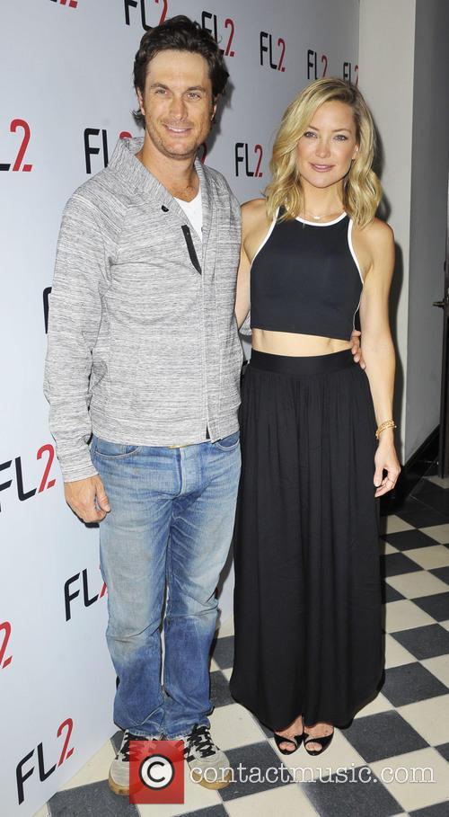 Oliver Hudson and Kate Hudson 3