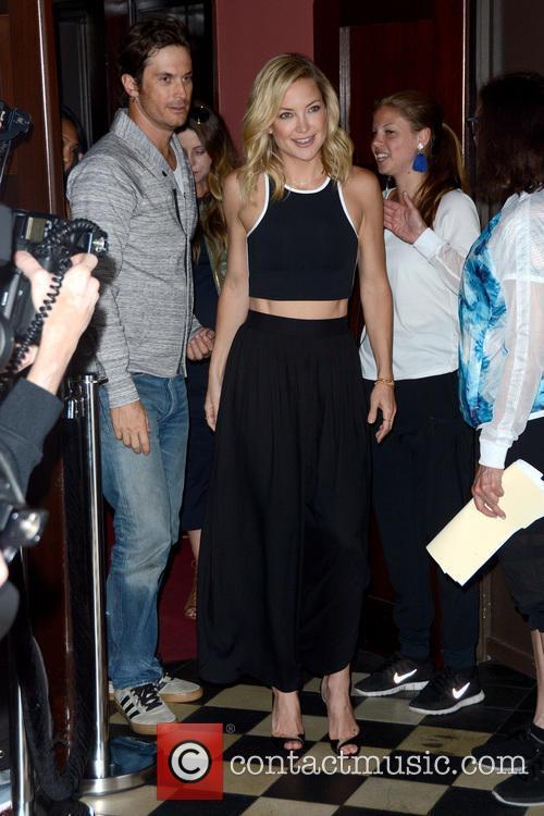 Kate Hudson and Oliver Hudson 2