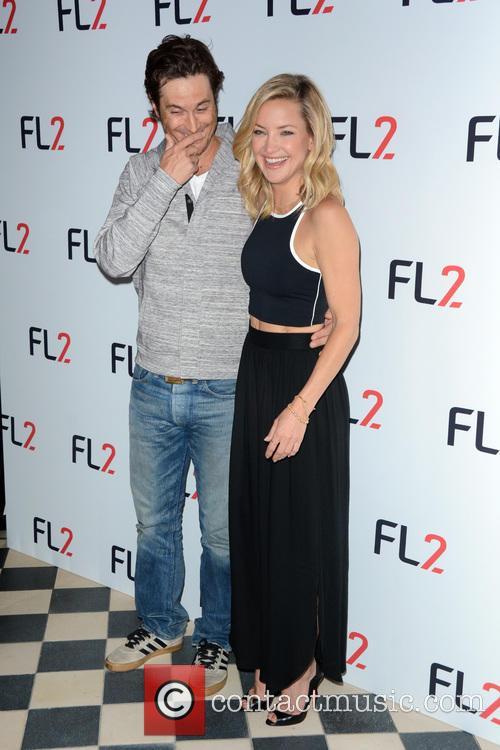 Oliver Hudson and Kate Hudson 5