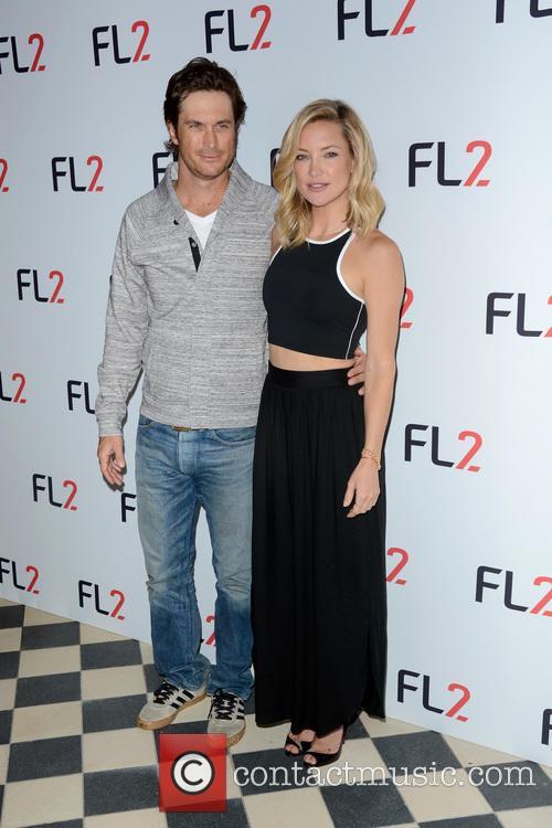 Oliver Hudson and Kate Hudson 9