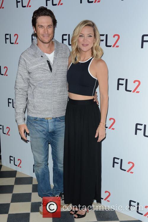 Oliver Hudson and Kate Hudson 1