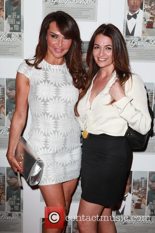 Lizzie Cundy and Manal Morrar 4