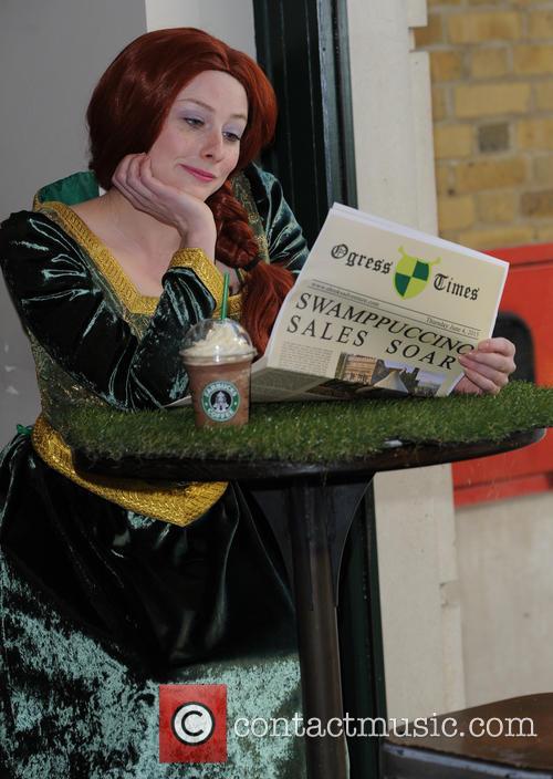 Shrek and Princess Fiona 4