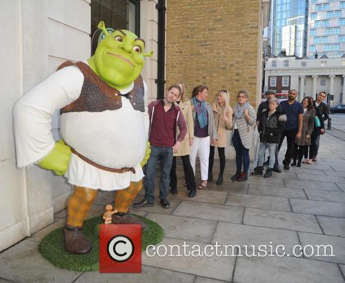 Shrek and Princess Fiona 5