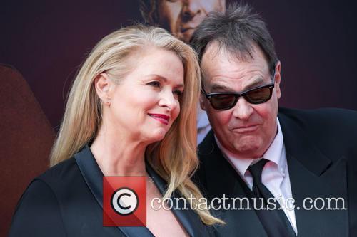 Donna Dixon and Dan Aykroyd 1