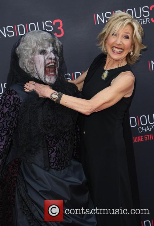 Lin Shaye at a screening of Insidious: Chapter 3