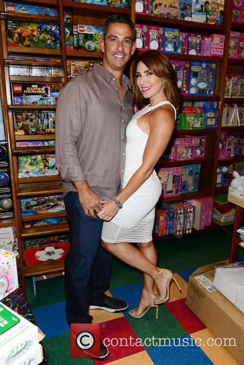 Jorge Posada and Laura Posada 2