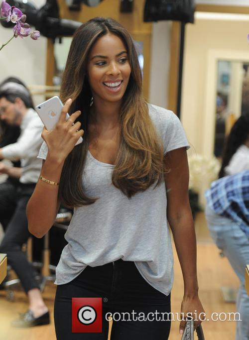 Rochelle Humes at Inanch London