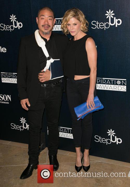 Peter Kim and Julie Bowen 2