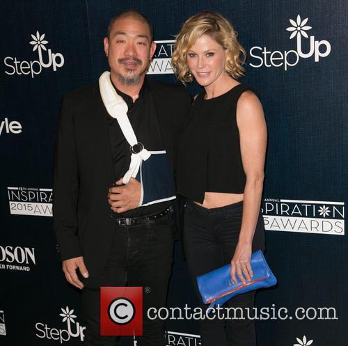 Peter Kim and Julie Bowen 3