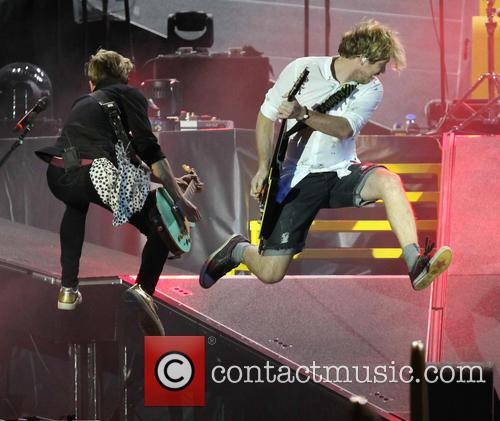 Mcbusted, Tom Fletcher and James Bourne 8