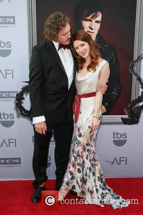 T.j. Miller and Kate Gorney 1