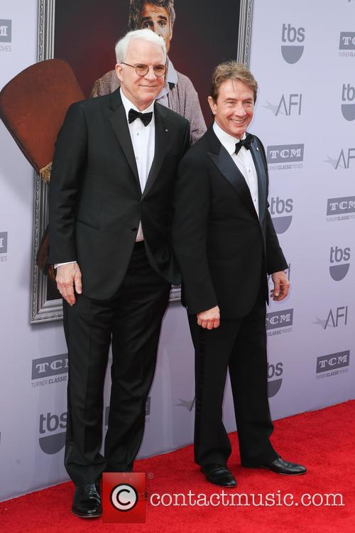 Steve Martin and Martin Short 2