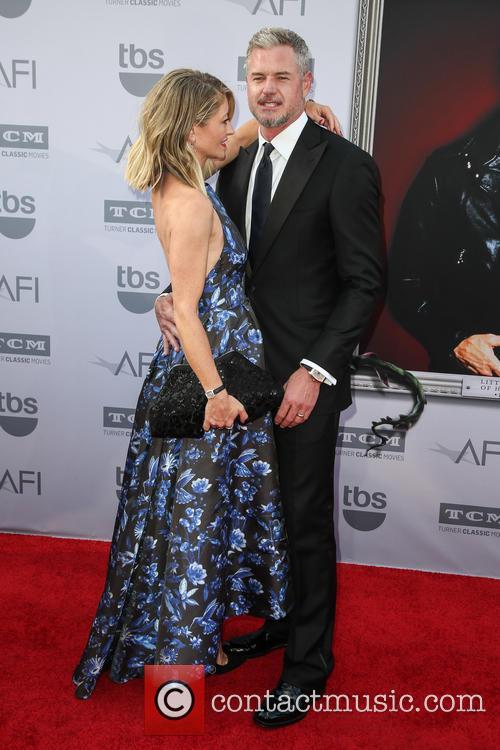 Rebecca Gayheart and Eric Dane 9