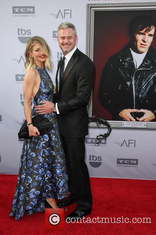 Rebecca Gayheart and Eric Dane 10
