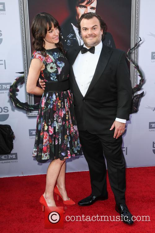 Tanya Haden and Jack Black 2