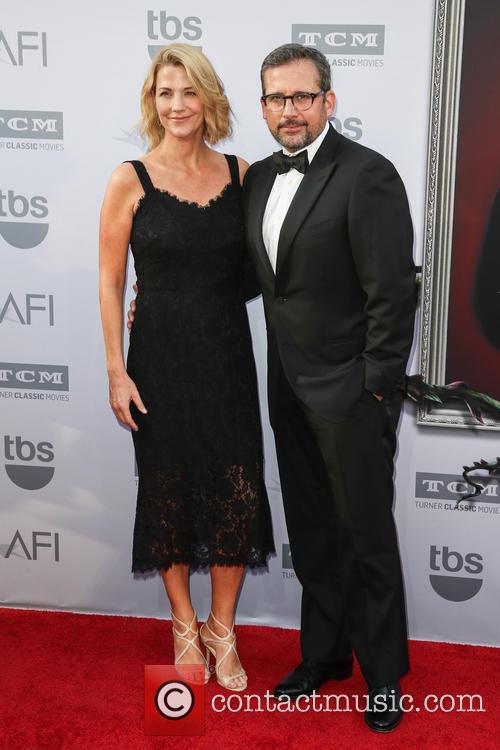 Nancy Carell and Steve Carell 9