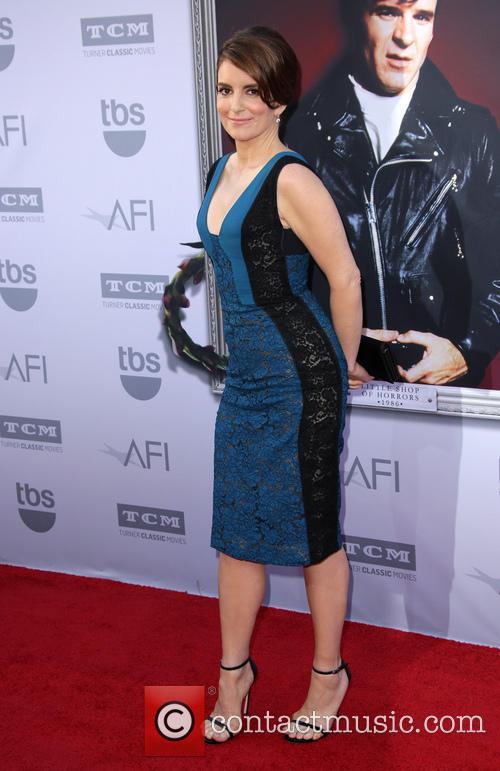 Tina Fey 10