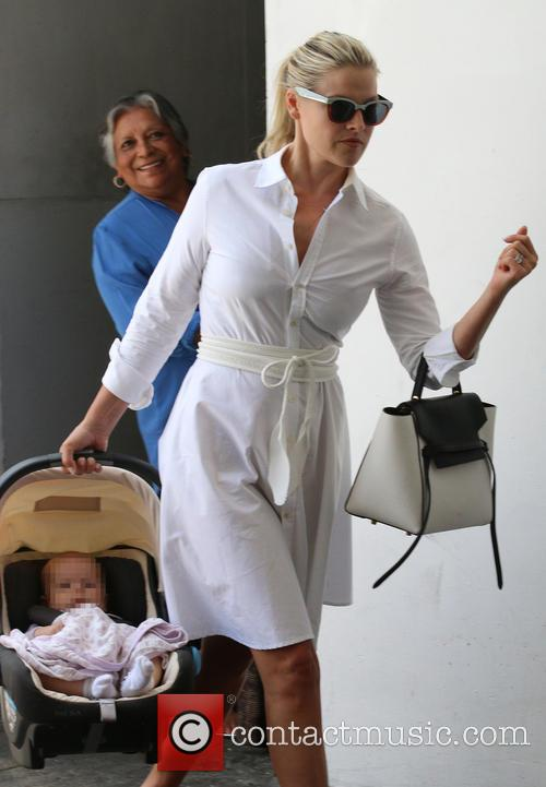 Theodore Hayes Macarthur and Ali Larter 1