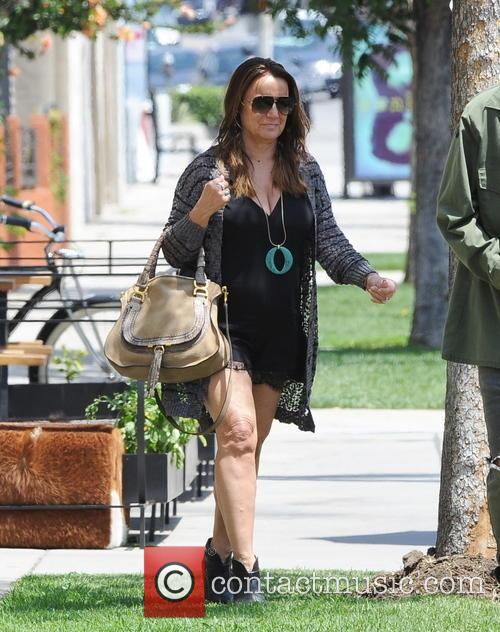 Pregnant Ashlee Simpson has lunch with her husband,...