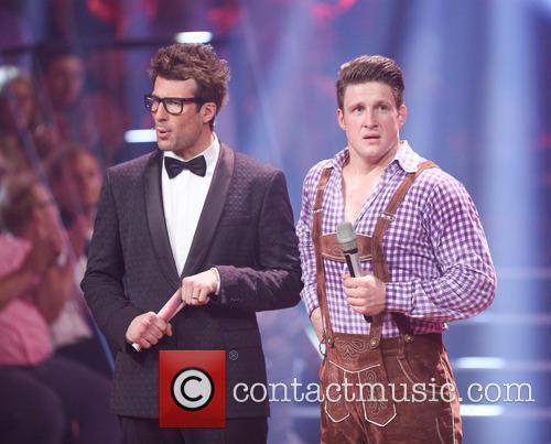 Matthias Steiner and Daniel Hartwich 2