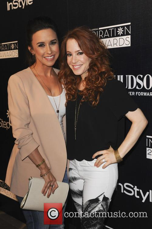 Amy Davidson and Lacey Chabert 4