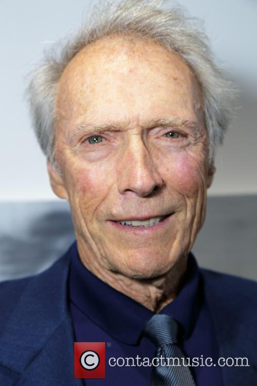 Clint Eastwood at the first Art For Animals Fundraiser, 2015