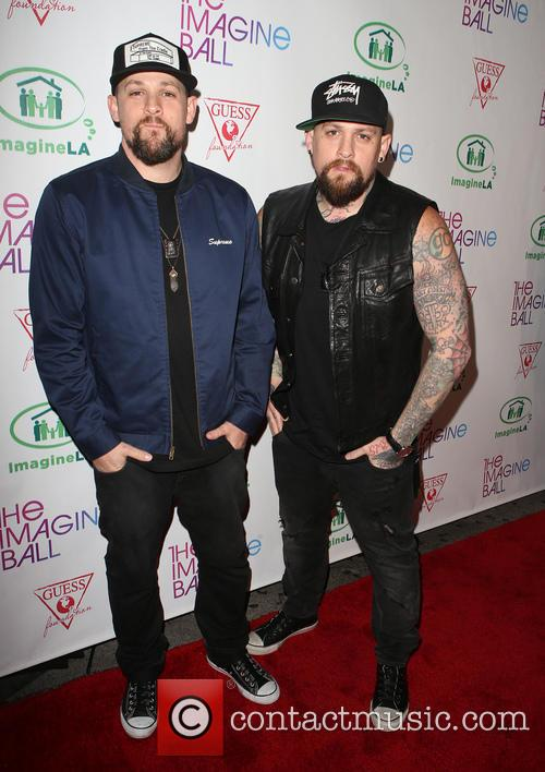 Joel Madden and Benji Madden 2