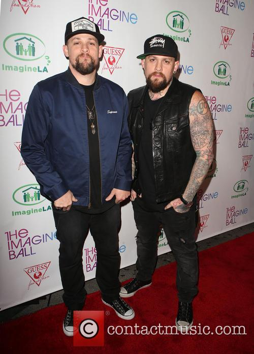 Joel Madden and Benji Madden 3