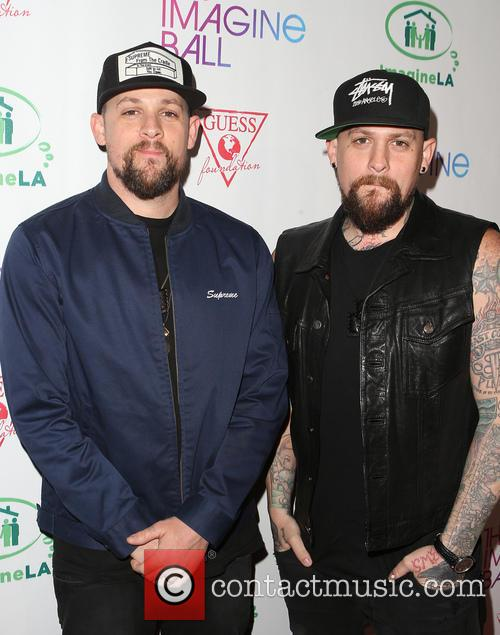 Joel Madden and Benji Madden 4
