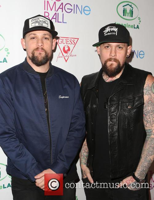 Joel Madden and Benji Madden 5