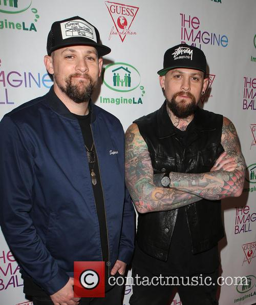 Joel Madden and Benji Madden 8