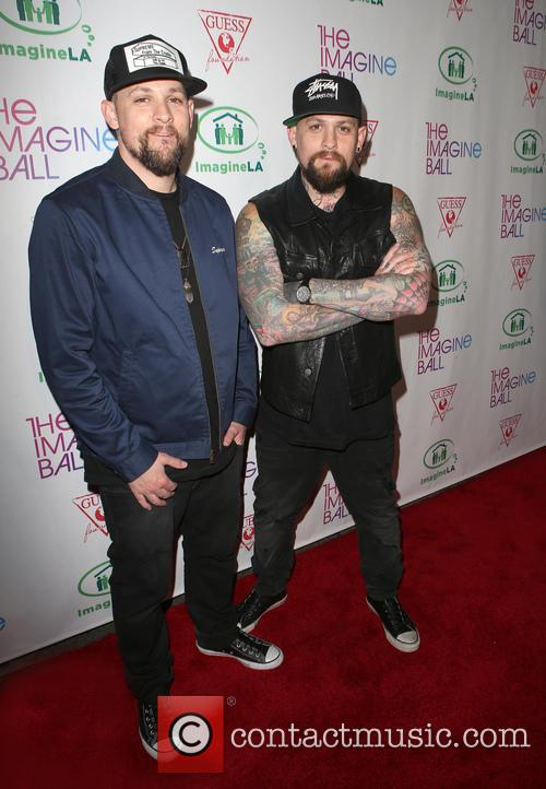 Joel Madden and Benji Madden 9