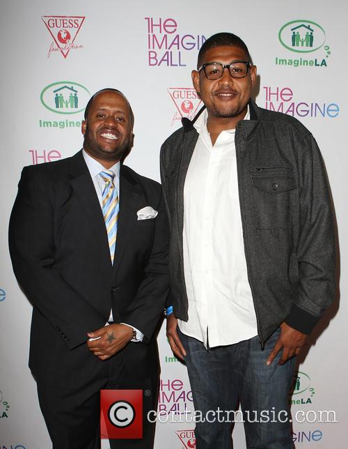 Kenny Hamilton and Omar Miller 2