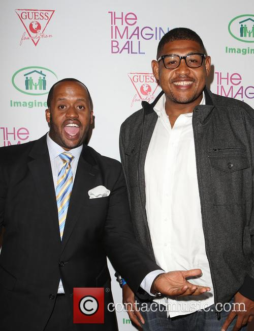 Kenny Hamilton and Omar Miller 3