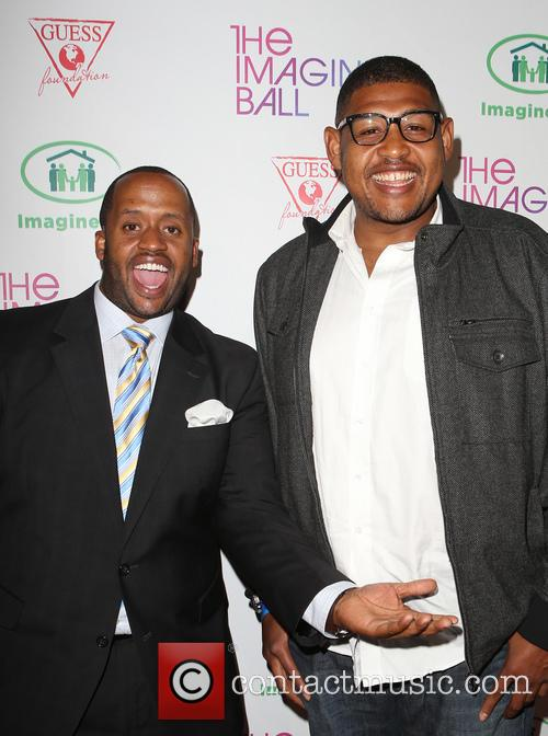 Kenny Hamilton and Omar Miller 1