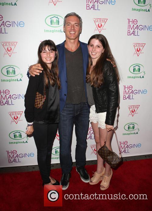 Randall Kaplan and Daughters 11