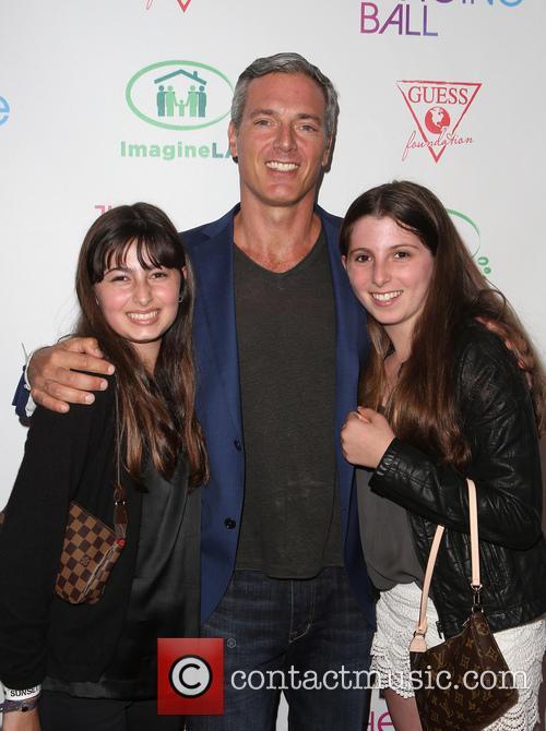 Randall Kaplan and Daughters 1