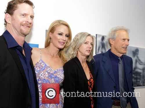 Stacy Poitras, Alison Eastwood, Christina Sandera and Clint Eastwood 6