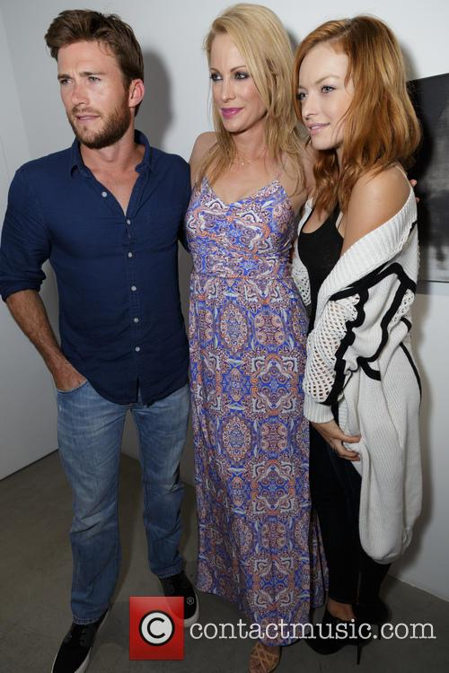 Scott Eastwood and Franchesca Eastwood 3