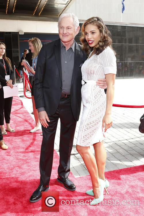 Victor Garber and Ciara Renee 3