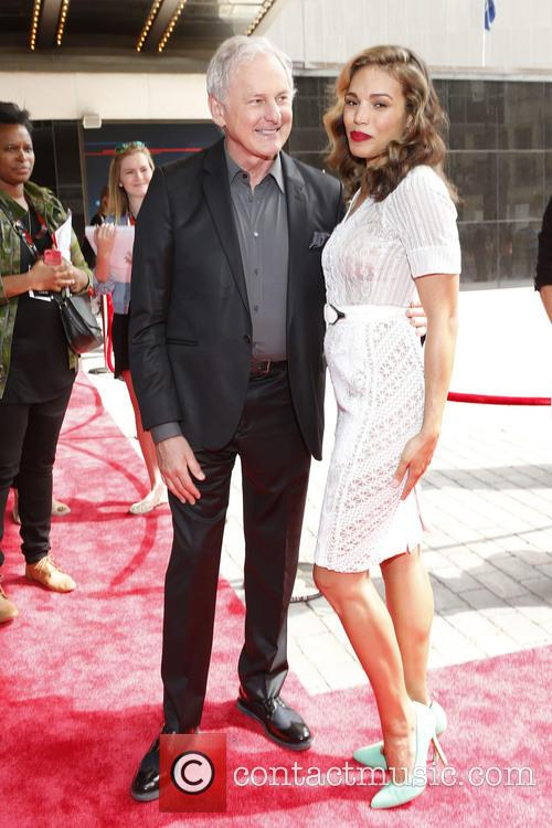 Victor Garber and Ciara Renee 4