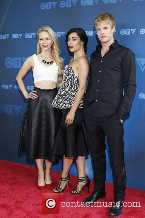 Johanna Braddy, Graham Rogers and Yasime Al Massri 4