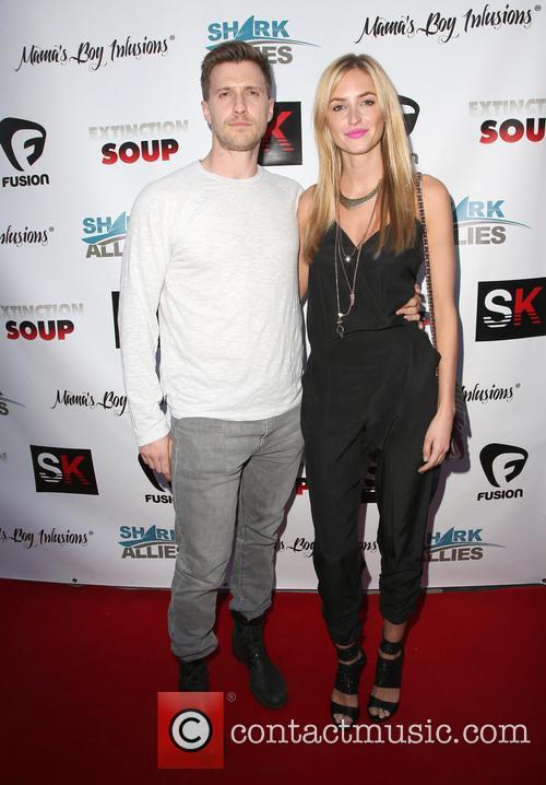 Patrick Huesinger and Polina Francetta 2