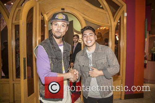 Omar Alhindi and Bizzy Bone 2