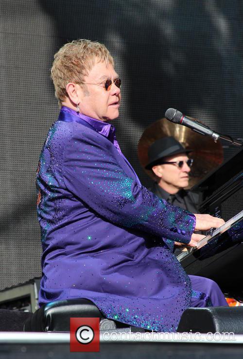 Sir Elton John 2