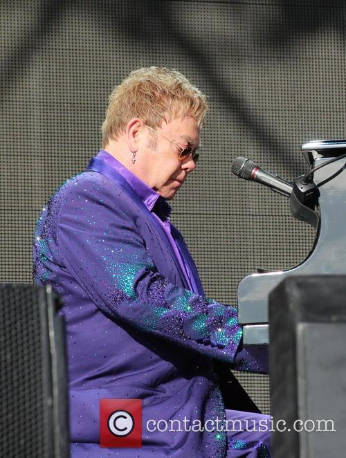 Sir Elton John 8