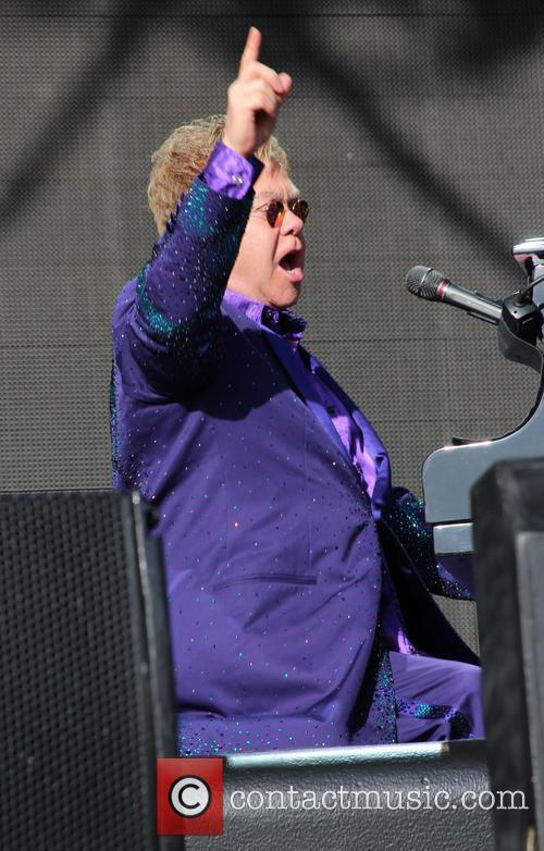 Sir Elton John 9